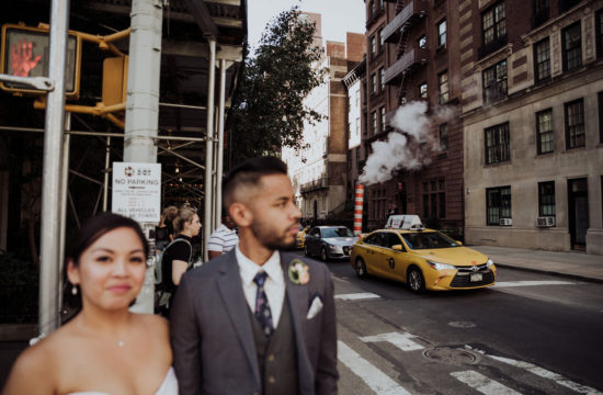 candid wedding nyc