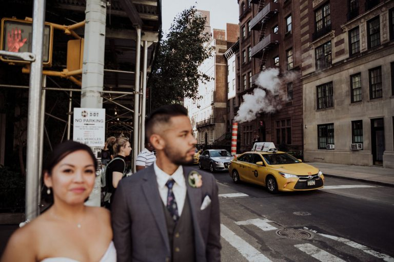 candid wedding nyc